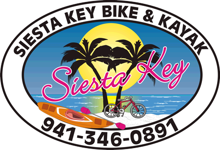 Siesta Key Bike and Kayak Rentals Home Page